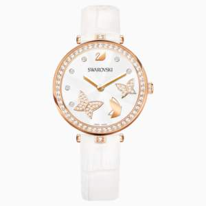 aila-dressy-lady-butterfly-watch--leather-strap--white--rose-gold-tone-pvd-swarovski-5412364