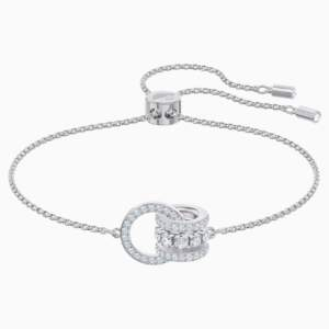 further-bracelet--white--rhodium-plated-swarovski-5498999