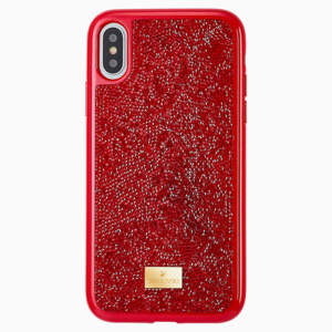 glam-rock-smartphone-case--iphone®-xr--red-swarovski-5481449