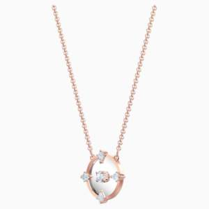 north-necklace--white--rose-gold-tone-plated-swarovski-5488400 (1)