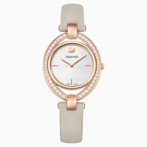 stella-watch--leather-strap--gray--rose-gold-tone-pvd-swarovski-5376830